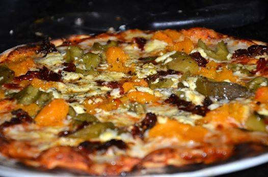Pizzas in the Garden Ropute