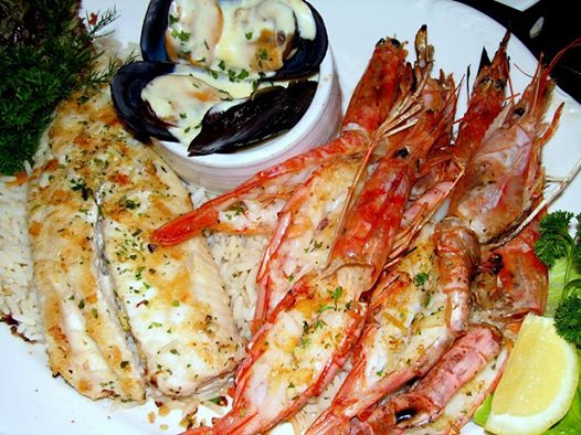 Best seafood restaurants the Garden Route