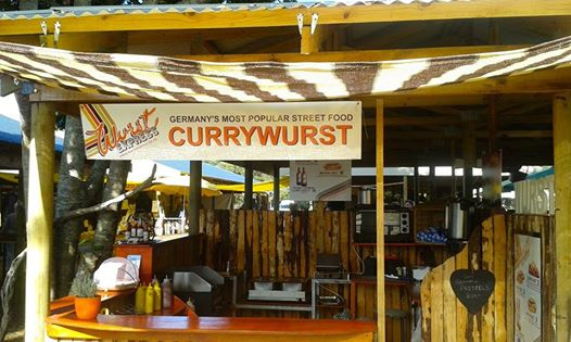 German sausages the Garden Route