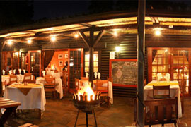 Restaurants with a childrens play areas Knysna