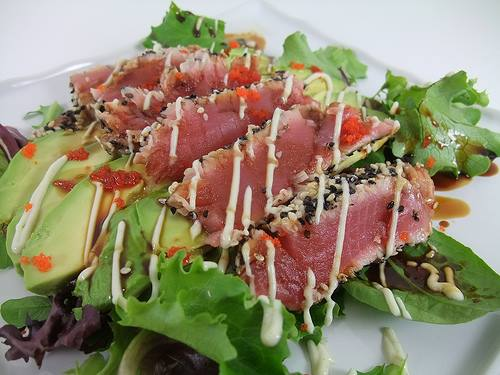 African Adobo-Rubbed Tuna Recipes — Dishmaps