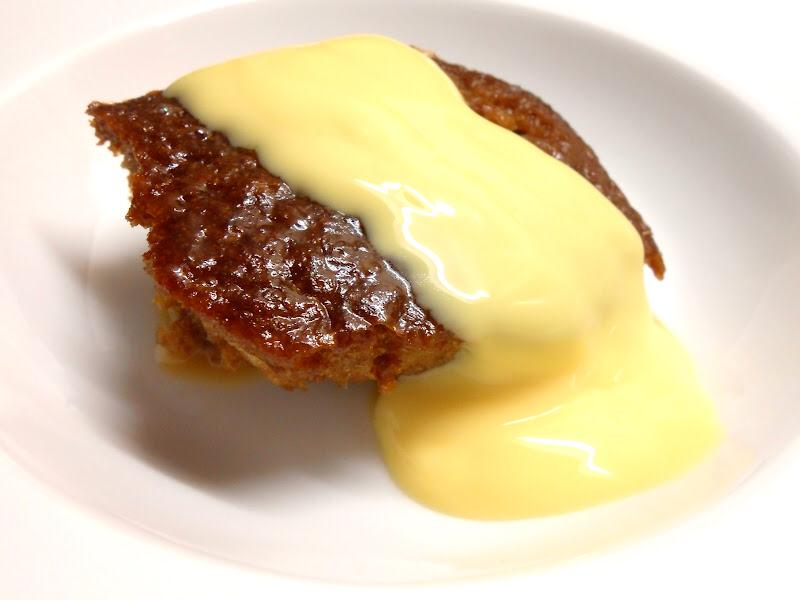 Malva pudding Port St Francis