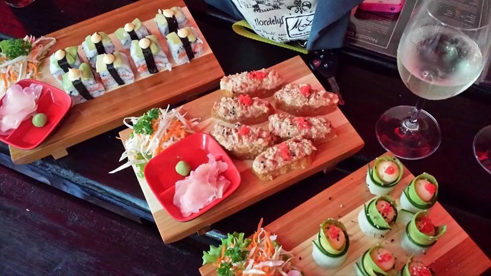 Sushi in Knysna