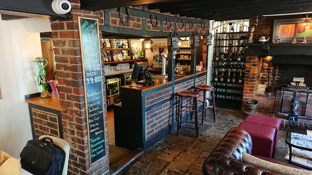 Thyme & Chillies restaurant Chichester
