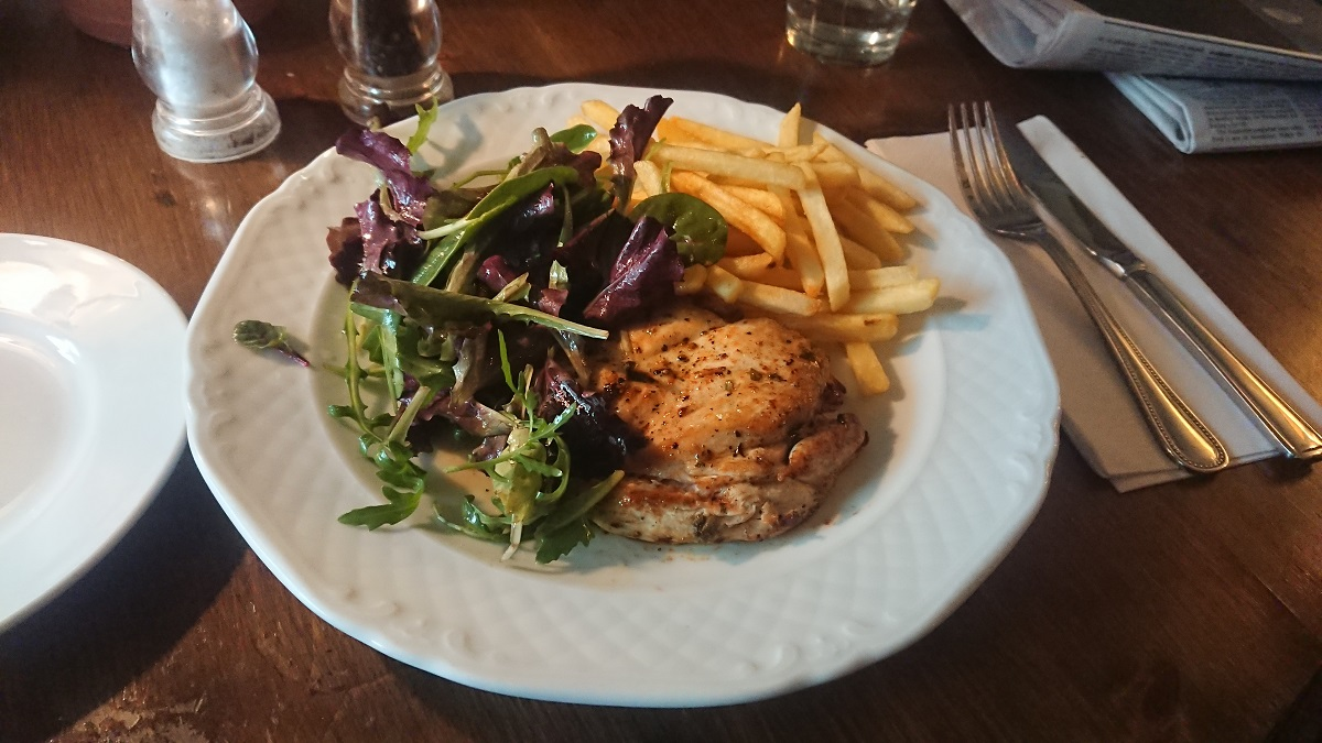 Pub lunch Midhurst