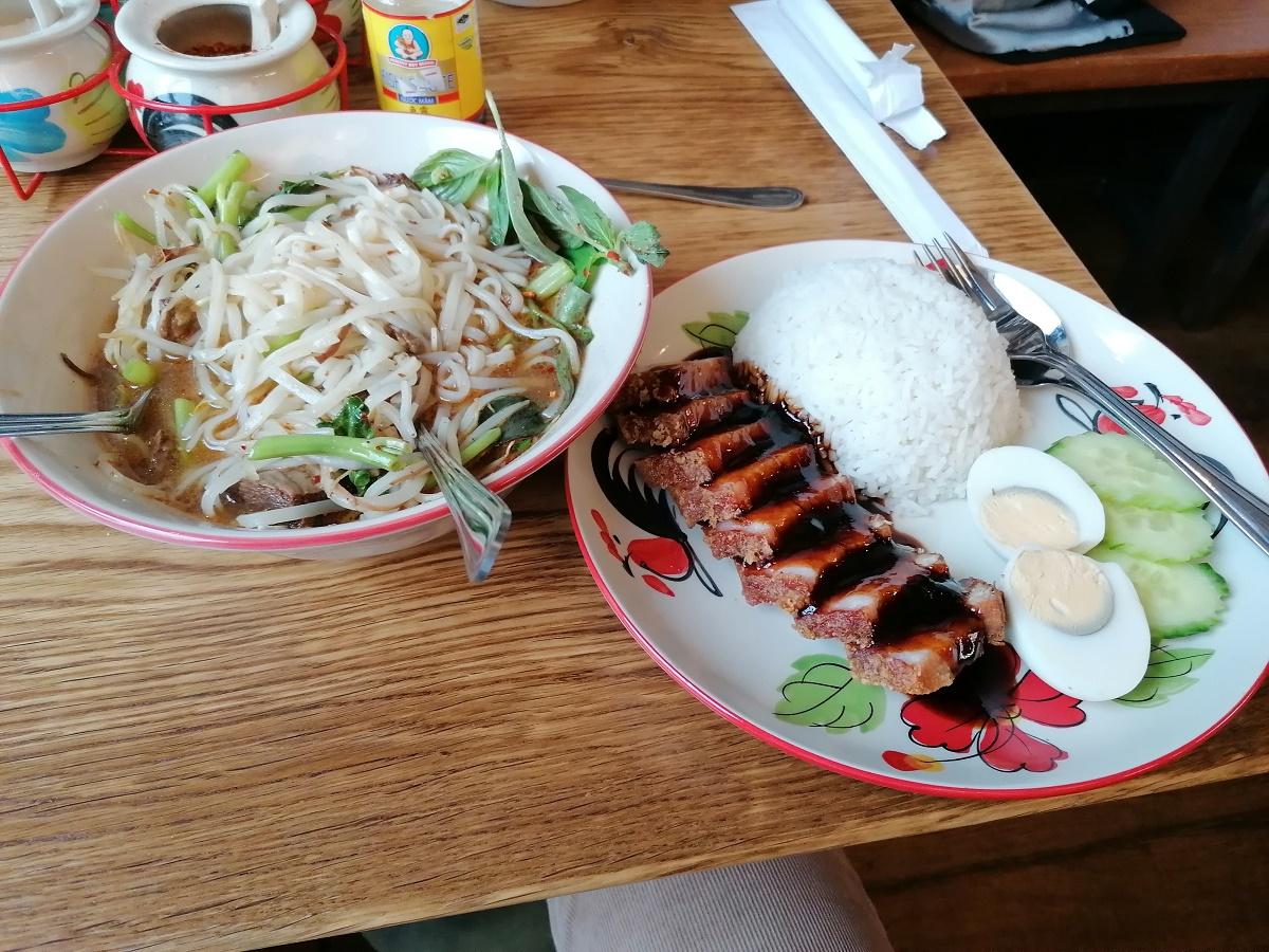 Thai street food Portsmouth