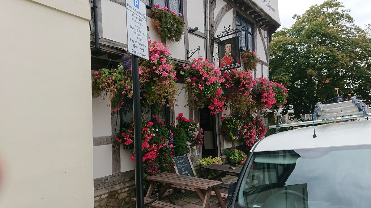 Best English pubs