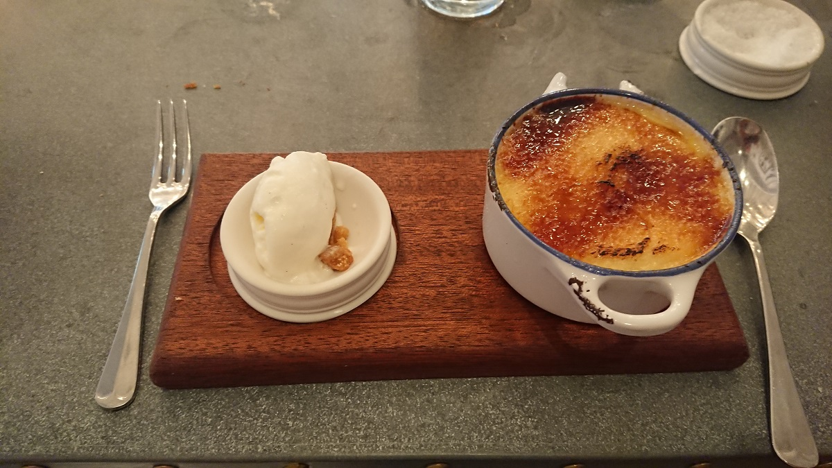 The perfect bread and butter pudding Chichester West Siussex