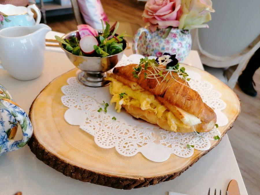 A good breakfast in Kensington London