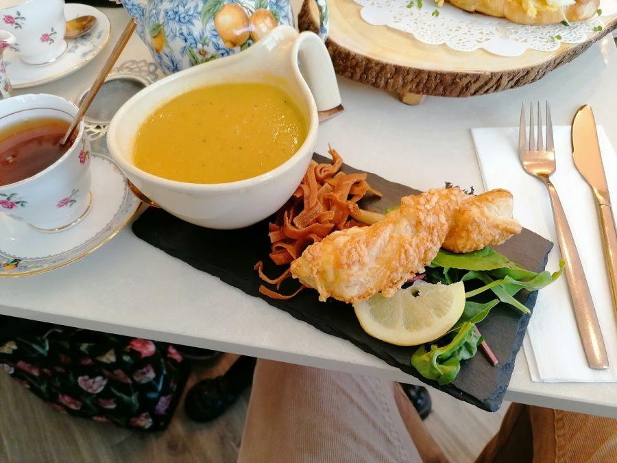 The best hot soup in Kensington London